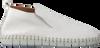 Weiße SHABBIES Mokassins 120020018  - small