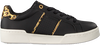 Schwarze BJORN BORG Sneaker low TI06 IRD LEO  - small