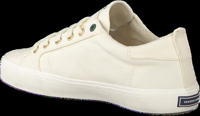 Weiße SCOTCH & SODA Sneaker ABRA  - large