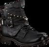 Schwarze A.S.98 Biker Boots 207250 - small