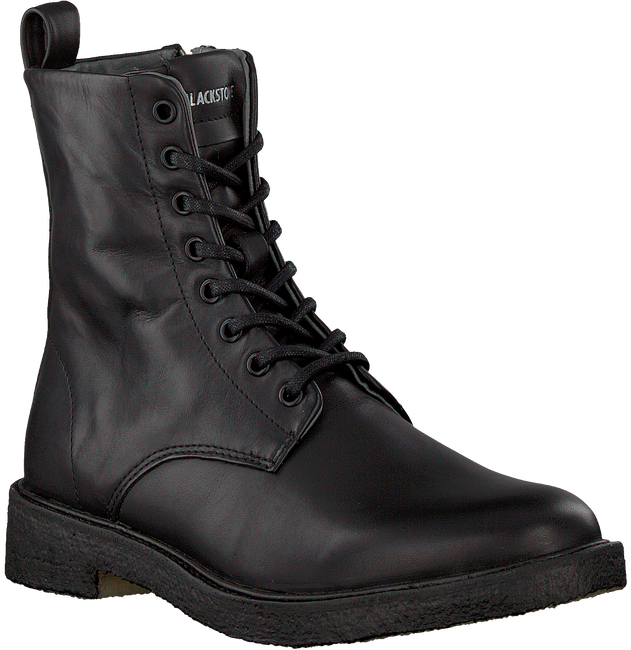 Schwarze BLACKSTONE Ankle Boots QL56 - large