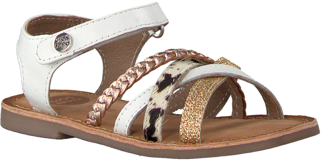 Weiße GIOSEPPO Sandalen H48857  - large