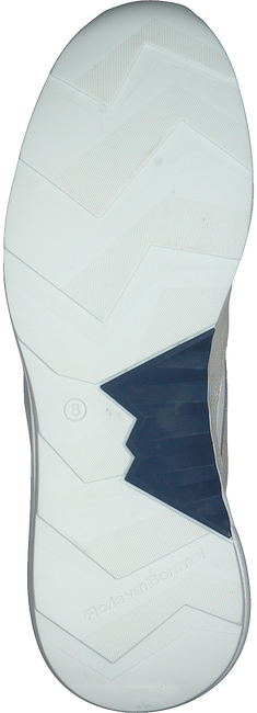Weiße FLORIS VAN BOMMEL Sneaker low 16269  - large