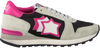Graue ATLANTIC STARS Sneaker ALHENA  - small