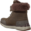 Braune UGG Ankle Boots ELIASSON - small