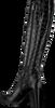 Schwarze NOTRE-V Hohe Stiefel AH183 FORMA 802418 FONDO TACCO  - small