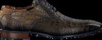 Graue GIORGIO Business Schuhe 964145  - medium