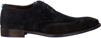 Blaue FLORIS VAN BOMMEL Business Schuhe 18082  - medium