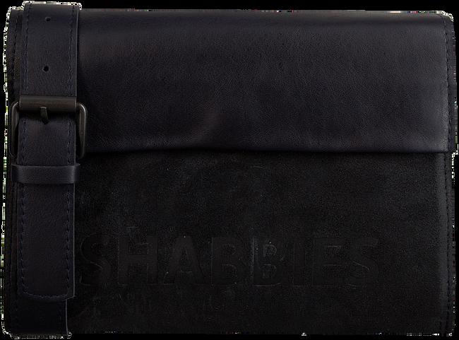Blaue SHABBIES Umhängetasche 261020043 - large