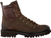 Taupe MAZZELTOV Schnürboots 8808  - small