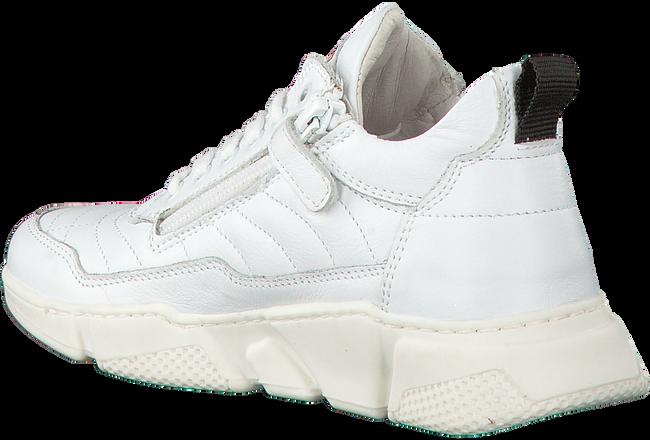 Weiße RED RAG Sneaker 15293 - large