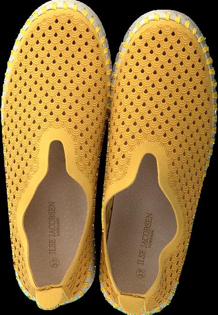 Gelbe ILSE JACOBSEN Loafer TULIP 3275  - large