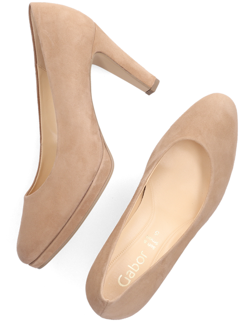 Taupe GABOR Pumps 270 - large