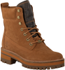 Braune TIMBERLAND Ankle Boots COURMAYEUR VALLEY YB - small
