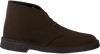 Braune CLARKS Schnürboots DESERT BOOT MEN  - small