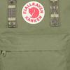 Grüne FJALLRAVEN Rucksack 23510 - small