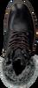 Schwarze VERTON Hohe Stiefel MUNCHEN  - small