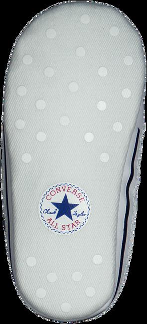 Weiße CONVERSE Babyschuhe FIRST STAR - large
