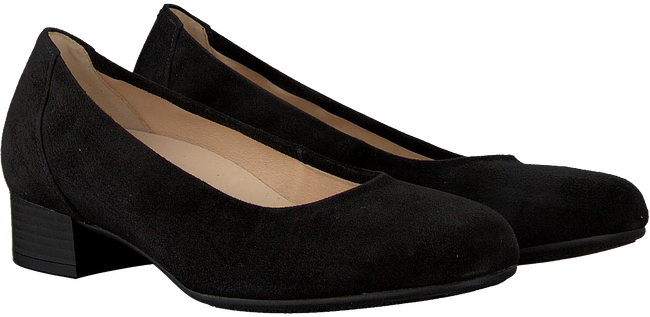 Schwarze GABOR Pumps 26.210 - large