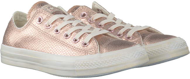 Goldfarbene CONVERSE Sneaker AS METALLIC - large