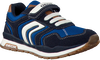 Blue GEOX shoe J7215B  - small