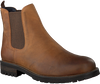 Braune OMODA Chelsea Boots 80076 - small