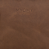 Braune MYOMY Umhängetasche MY BLACK BAG - small