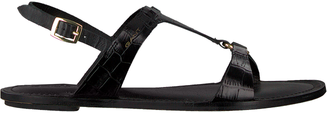 Schwarze GANT Sandalen BEECHUM  - large