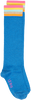 Blaue LE BIG Socken NISA KNEE HIGH  - small
