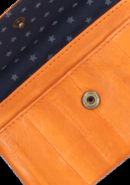 Orangene BECKSONDERGAARD Portemonnaie HANDY  - large