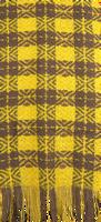 Gelbe NOTRE-V Schal CYNTHA  - medium