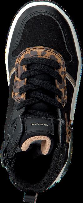 Schwarze GEOX Sneaker J94ASA  - large