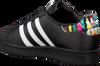 Schwarze ADIDAS Sneaker SUPERSTAR J  - small
