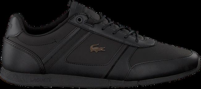 Schwarze LACOSTE Sneaker MENERVA - large
