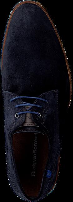 Blaue FLORIS VAN BOMMEL Schnürschuhe 14293 - large