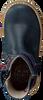 Blaue SHOESME Langschaftstiefel CR7W101 - small