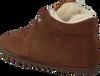 Cognacfarbene SHOESME Babyschuhe BP9W027  - small
