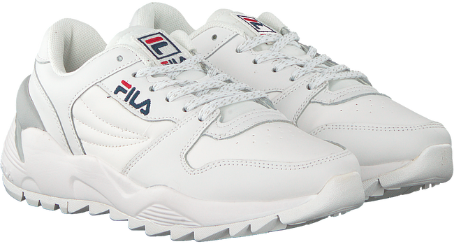 Weiße FILA Sneaker ORBIT CMR JOGGER LOW KIDS  - large