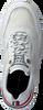 Weiße TOMMY HILFIGER Sneaker low INTERNAL WEDGE SPORTY  - small