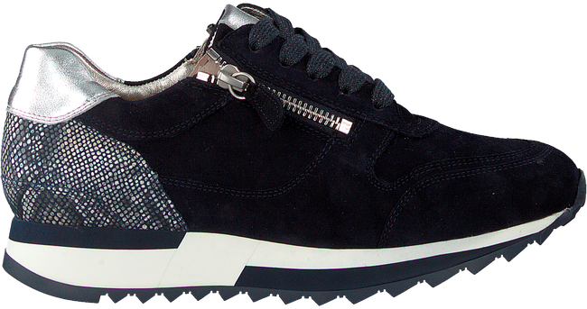 Blaue HASSIA Sneaker MADRID  - large