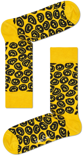 HAPPY SOCKS Socken TWISTED SMILE - large