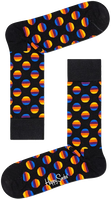 Weiße HAPPY SOCKS Socken SUNRISE DOT SOCK  - medium