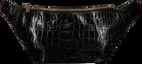 Schwarze DEPECHE Gürteltasche BUM BAG 13930  - medium