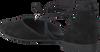 Schwarze PAUL GREEN Ballerinas 3399 - small