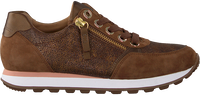 Cognacfarbene GABOR Sneaker 035  - medium