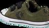 Grüne CONVERSE Sneaker STAR PLAYER EV 2V OX KIDS - small