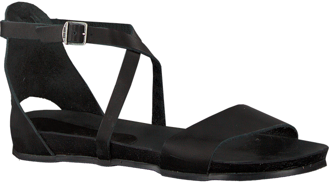Schwarze RED RAG Sandalen 79210  - large