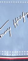 Blaue TOMMY HILFIGER Schal SIGNATURE BANDANA  - medium