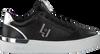 Schwarze LIU JO Sneaker low SYLVIA 01  - small