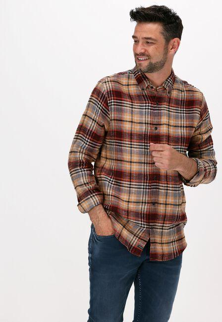 Mehrfarbige/Bunte SCOTCH & SODA Overshirt 163337 - CHECKED TWILL SHIRT  - large